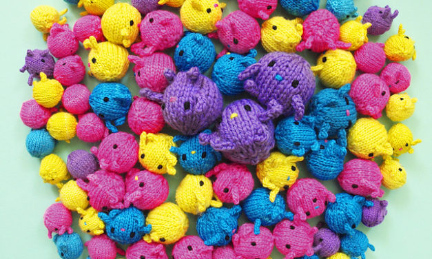 Who's Up For Knitting Some Balls? Let's Do This!