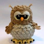 Hoot, Hoot … Is This The Cutest Crochet Owl Amigurumi Pattern Ever?