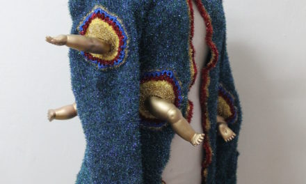 Iris Arad's 3D Knitting Incorporates Doll Limbs …