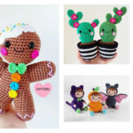 Designer Spotlight: Fun & Colorful Crochet By Jennifer Santos of Super Cute Design Shop