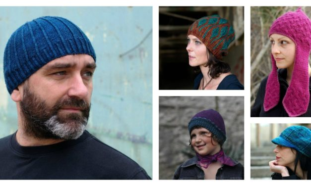 Designer Spotlight: Funky and Fun, These Stylish Knit Hats By Woolly Wormhead Are Unparalleled