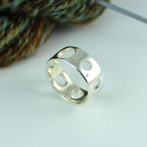 Check Out This Great Jewelry For Knitters & Crocheters
