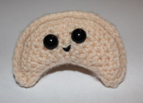 October 8 is Pierogi Day! If Can't Cook 'Em, Crochet 'Em!