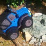 Crochet an Off Road 4×4 Jeep … Fun Plush Idea, Makes a Great Gift!