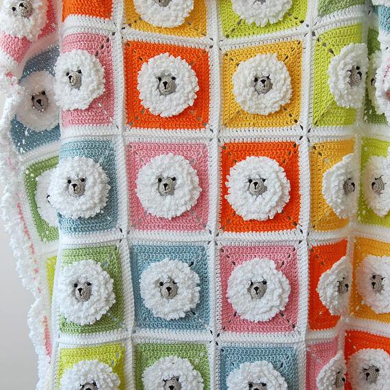 Get the crochet pattern from Dada's Place