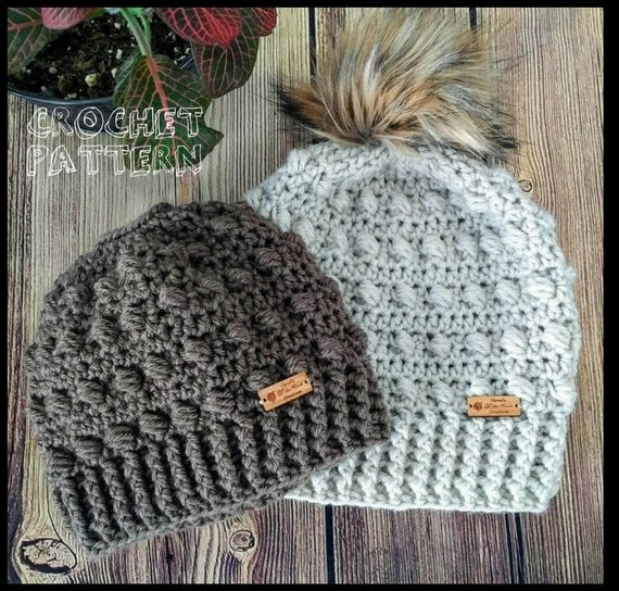 Get the crochet pattern from from Carol's Off the Hook Creations
