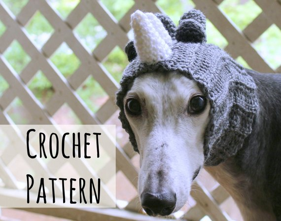 Get the pattern from The Gallant Greyhound