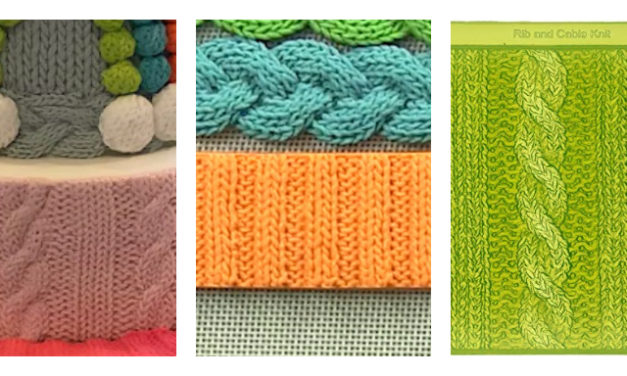 Want To Bake a Knitting-Inspired Cake? There's a Mold For That! Or Three … Or Four … Many More!