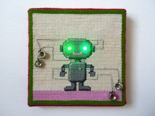 15+ Inspiring Projects That Mix Knitting and Electronics, Plus a Great Kit From ProTechTrader To Get Started!