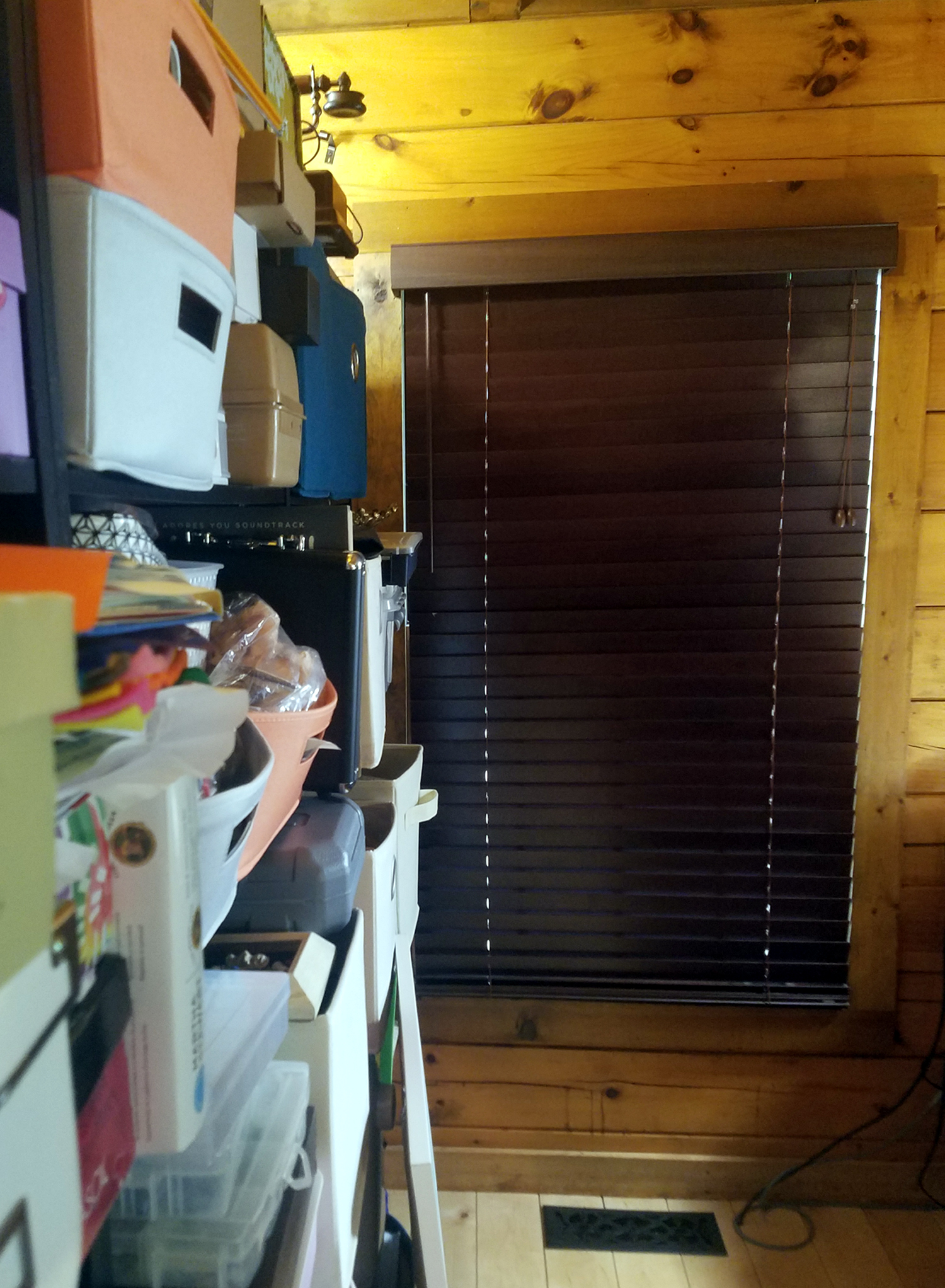 Review: I Installed Custom Zebra Blinds in My Craft Room and They Look Great! KnitHacker Readers Save 5% For a Limited Time!