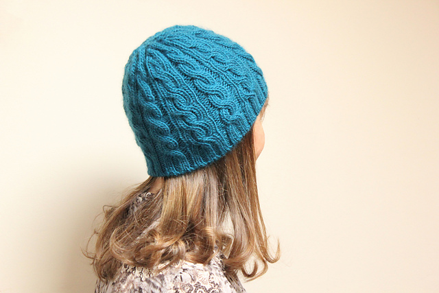 Knit a Reversible Magic HRC Hat, The Pattern is FREE!