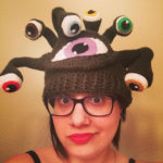Crochet an Eye of the Beholder Hat … This is Cosplay Genius!