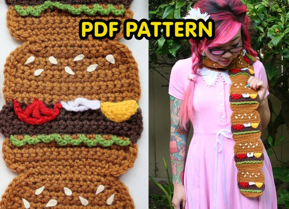 Get the pattern from Twinkie Chan
