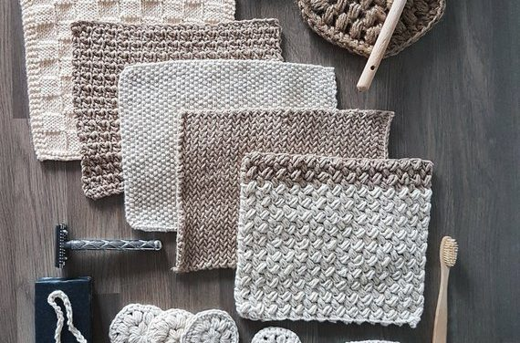 Designer Spotlight: Eco-Conscious Crochet From the Abbey Rose Design Store