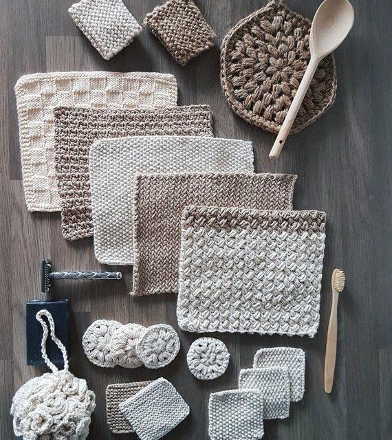 Designer Spotlight: Eco-Conscious Crochet From the Abbey Rose Design Store