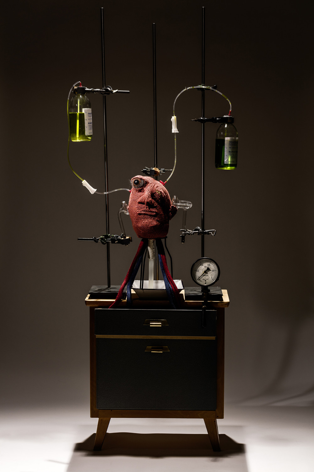 Madame Tricot's Laboratory of Applied Genetics ... This Is Imaginative Knitting!