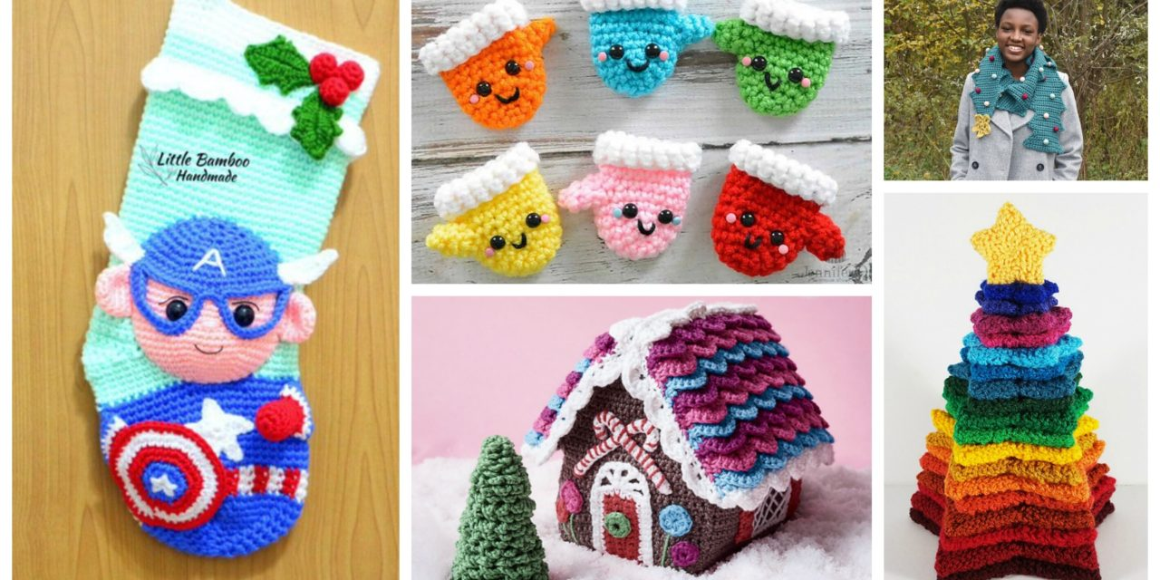 Designer Spotlight: The Best & Most Popular Christmas Patterns Featured on Knithacker