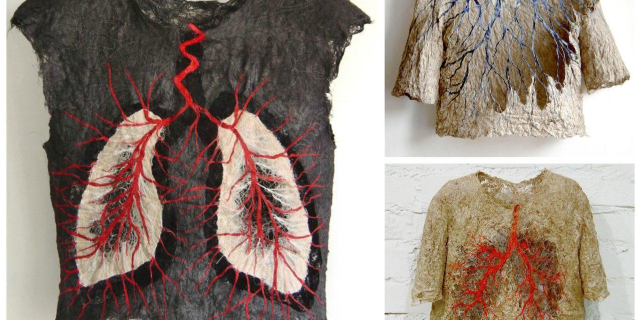 Raija Jokinen's Intricate & Delicate Textile Art