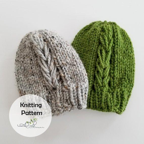 Get the knit pattern from ABKnitwear306