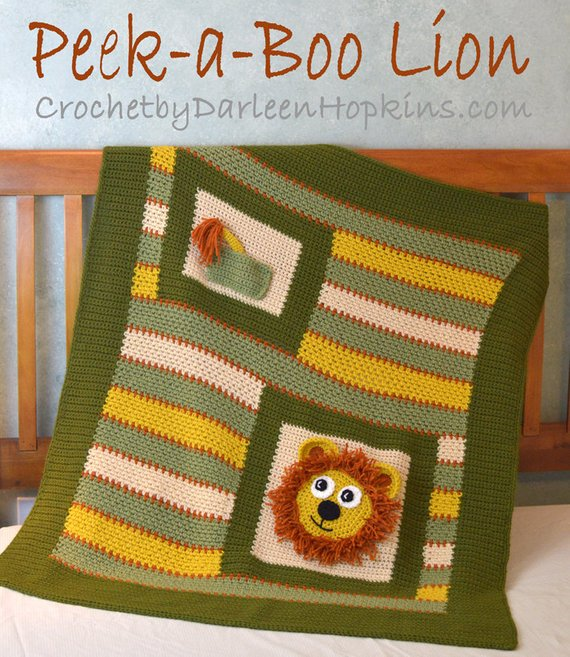 Get the pattern from Crochet By Darleen