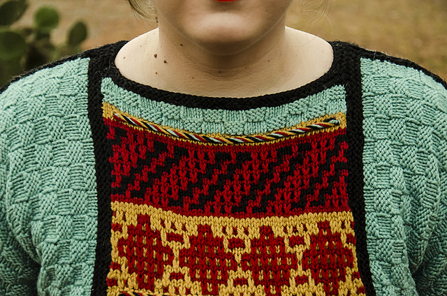 'What Would Frida Wear?' … Free Tunic Pattern By Donna Druchunas
