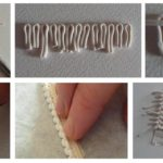 Learn How To Knit Polymer Clay, Free Tutorial by Claire Wallis