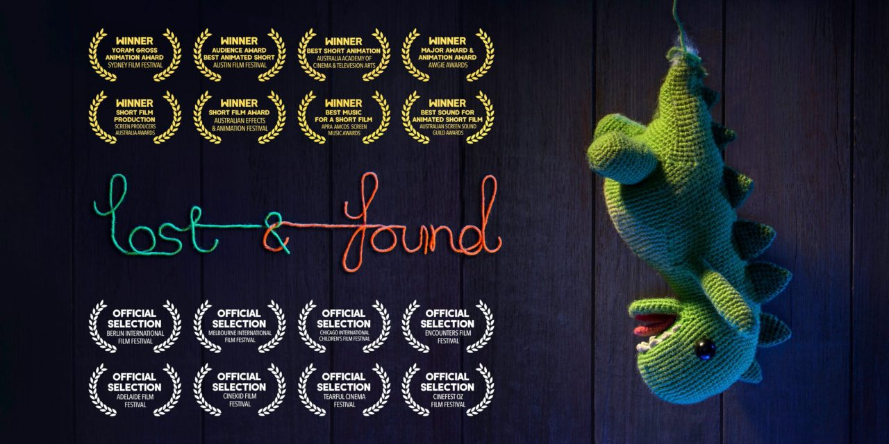 Watch Lost & Found, a Stop Motion Short Film Featuring the Unraveling Tale of Two Amigurumis