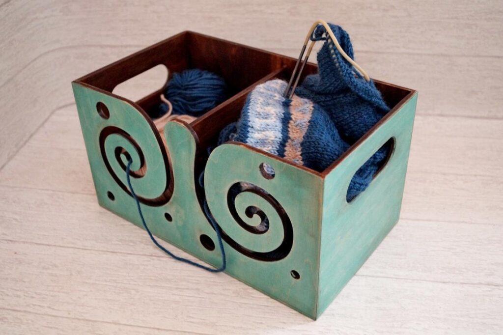 Designer Spotlight: Weird, Wonderful and Wacky Yarn Bowls