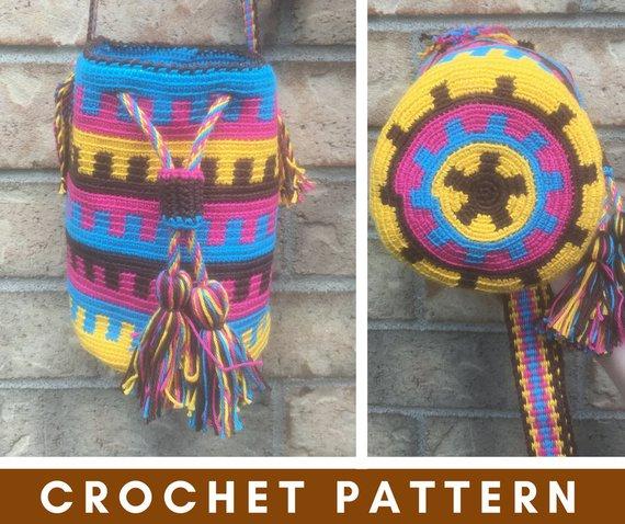Get the pattern from Amanda Julien of StitchedPixels