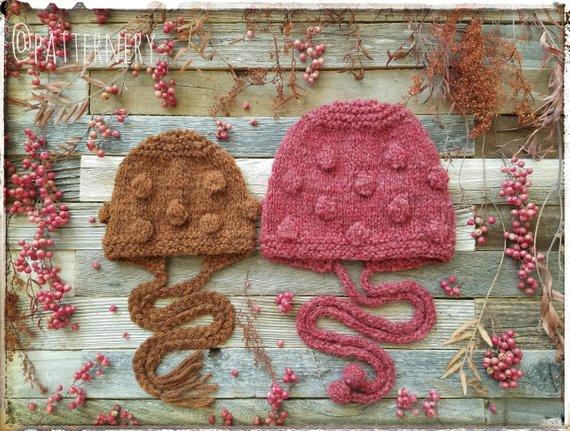 Get the knit pattern from Marina Novikova of Patternery