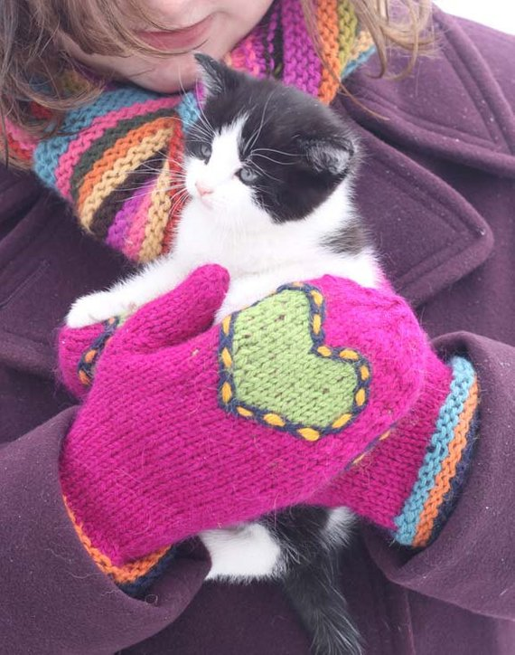 Get the pattern from Kristin Nicholas