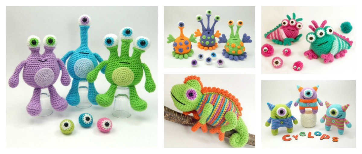 Amigurumi book ⋆ Book review ⋆ Punto Art Design ⋆ | 513x1200