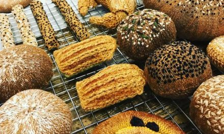Knitted Breakfast Bakes By Kate Jenkins – Bet You Have To Look Twice!