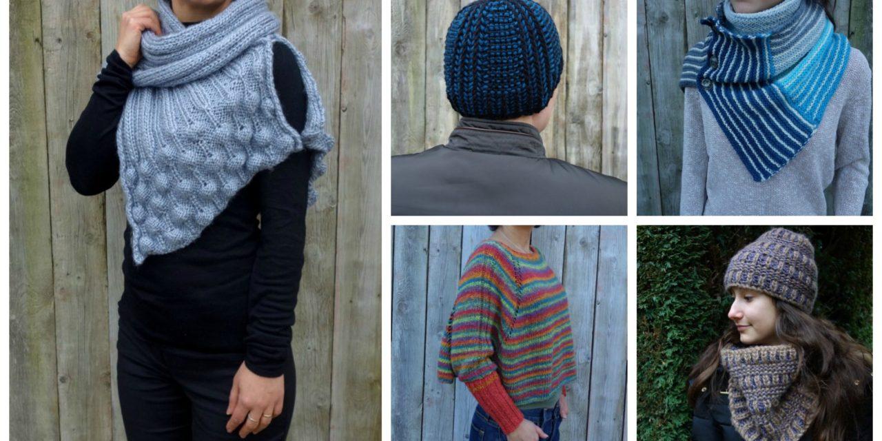 Designer Spotlight: Unique Knitwear Designed By Camexia Designs