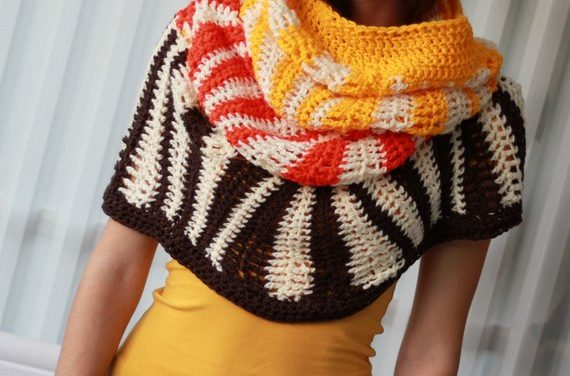 Crochet an Easy Wrap – Simple & Quick!