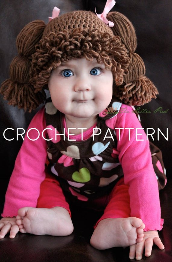Get the wig pattern via Etsy