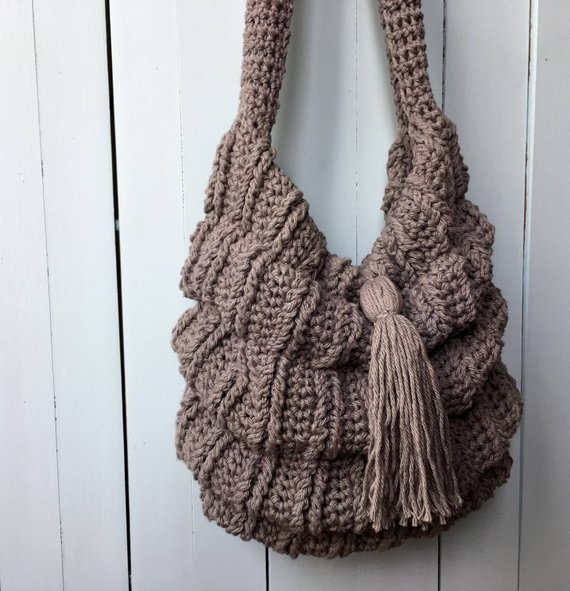 Designer Spotlight: Crochet Market Bags and More ... Patterns Designed By Sonja Hood of Knot Yourself Out