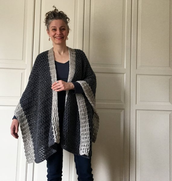 Get the pattern from Sonja Hood of Knot Yourself Out