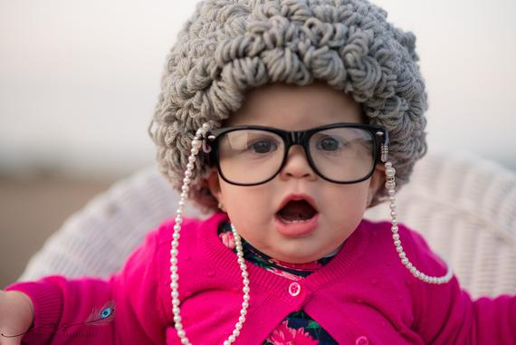 Crochet An Easy Granny Wig, This Is Baby Cosplay At Its Best