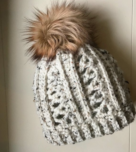 Get the pattern from Cozy Creative Crochets