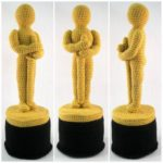 It's Awards Season! Get In The Spirit And Crochet This Award Amigurumi For Someone Who Deserves It!
