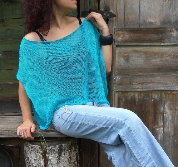 Get the knit pattern from Julia's Fine Knits