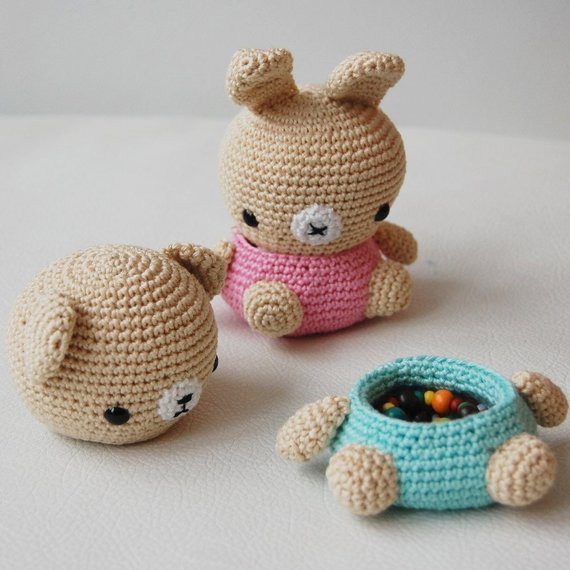 Get the pattern from Pepika Amigurumi Patterns