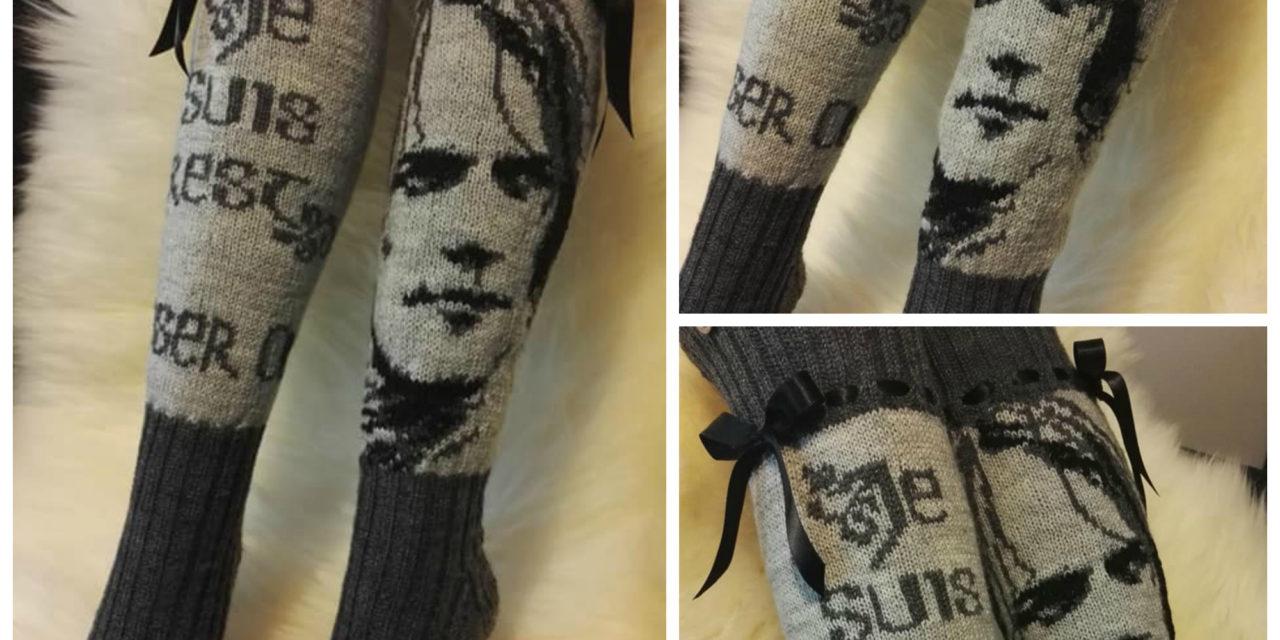 Niina Toikkanen's Outlander-Inspired Knee Socks