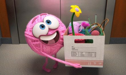 Watch 'Purl' The New Animated Short From Pixar