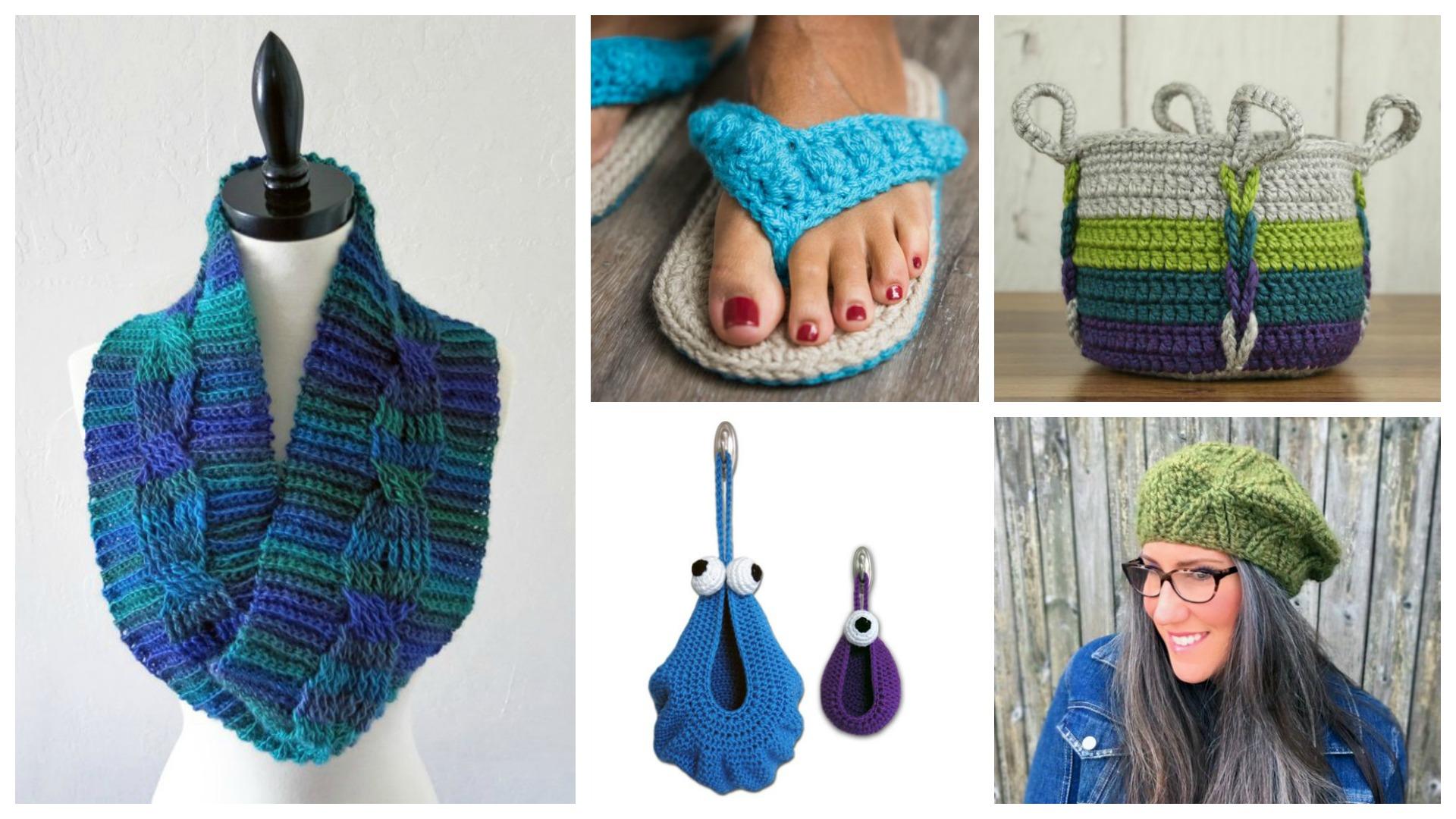 Designer Spotlight The Best Knit Crochet Patterns By Deja Joy