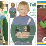 Three Fun Vintage Knitting Patterns For Fans Of Thomas The Tank Engine & Friends