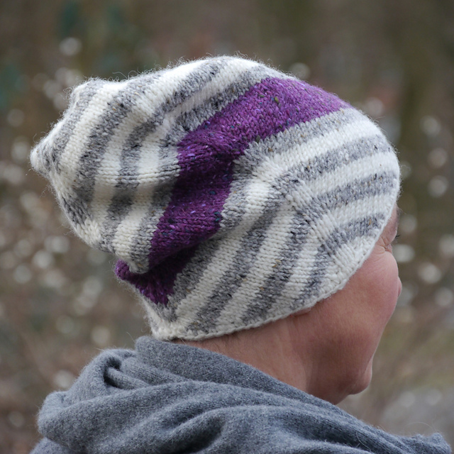 New Hat Cap Patterns By Steffi Hochfellner, Dedicated to Lieutenant Uhura!