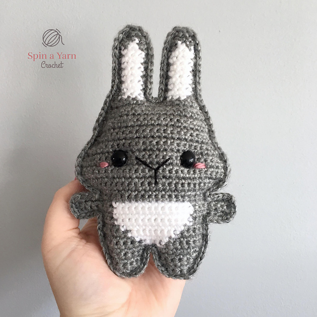 Everyone Needs a Pocket Bunny, Crochet One Up Quick With This Free Pattern!