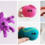 Designer Spotlight: Dawn Finney's Smarty-Pants Patterns … Gifts for Geeks and Knits for Nerds